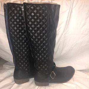 Madden Girl Calder Women's Tall Dress Boots